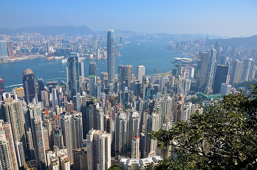The Peak, Victoria Peak, Peak Circle Trail, Hong Kong