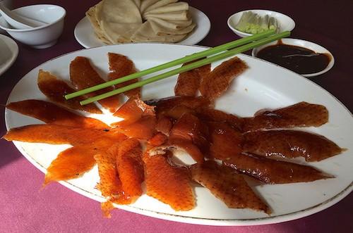 Celestial Restaurant , Peking Duck in Taipei